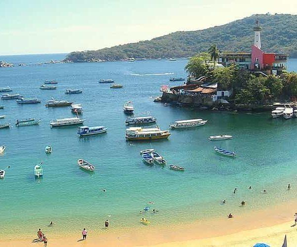 Caleta and Caletilla Beach