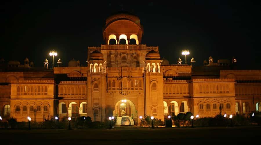 Laxmi Niwas Palace Hotel, Bikaner