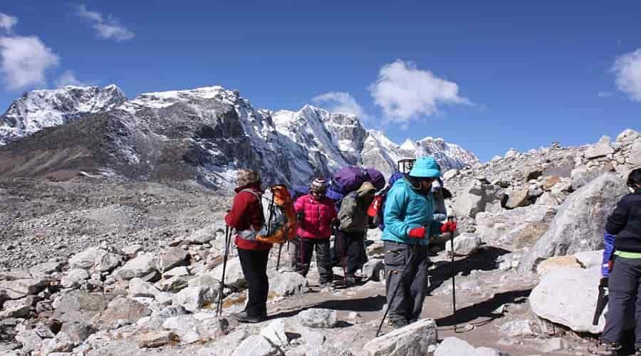 Annapurna Base Circuit Trek
