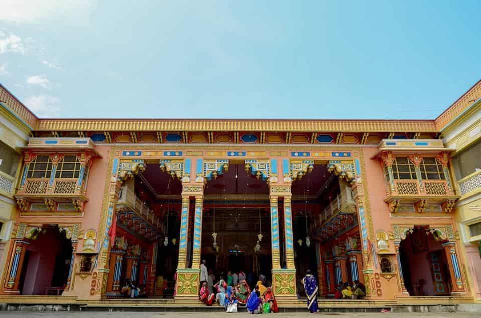 Dashrath Bhawan, Ayodhya