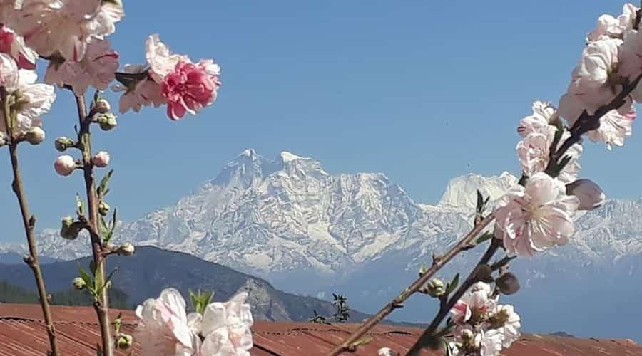 Gaurishankar Mountain