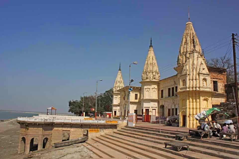 Guptar Ghat at Ayodhya