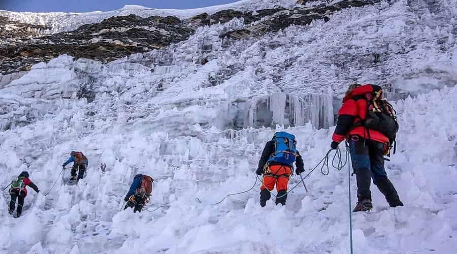 Imja Glacier