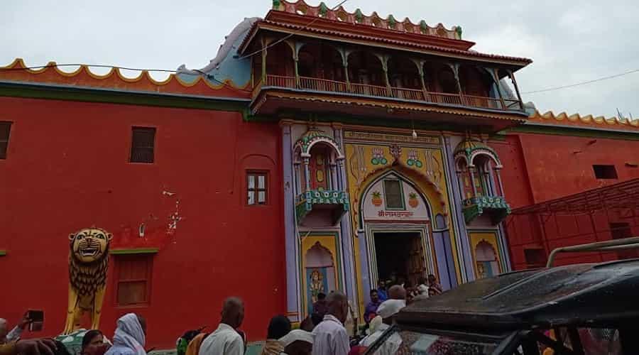 Janki Mahal, Ayodhya