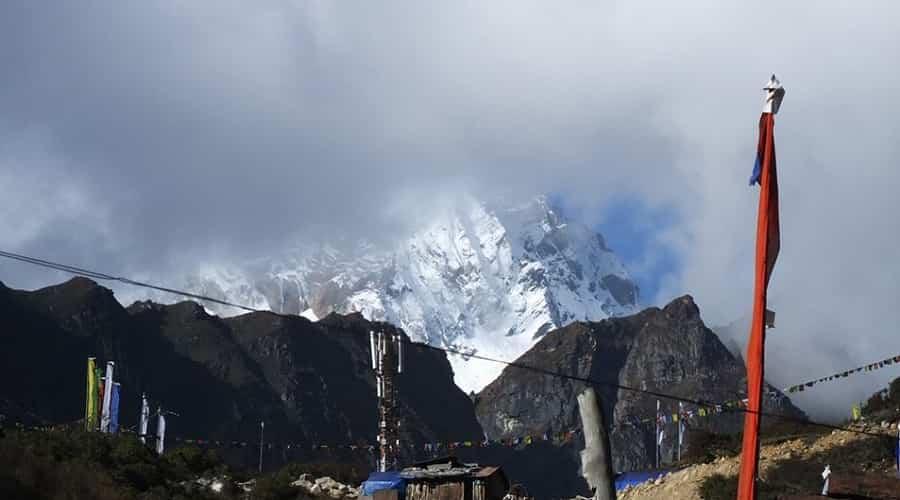 Kala Patthar Mountain