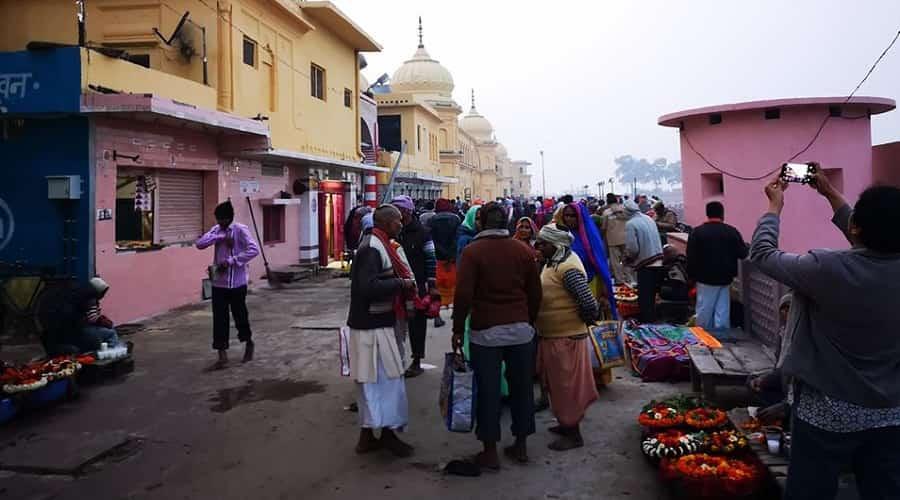 Nageshwar Nath Mandir Ayodhya