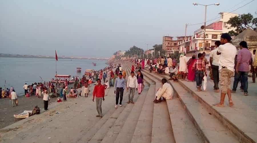 Naya Ghat, Ayodhya