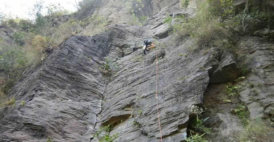 Rock Climbing in Bali