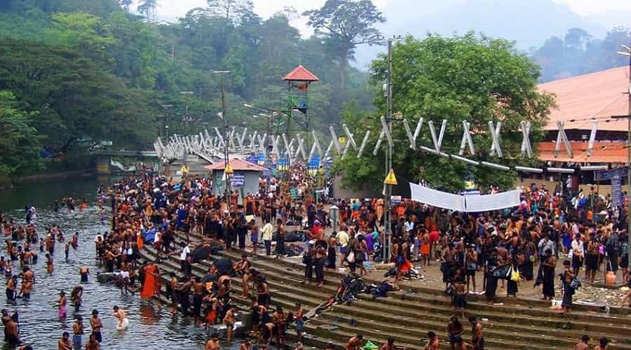 Sabarimala Temple Festival