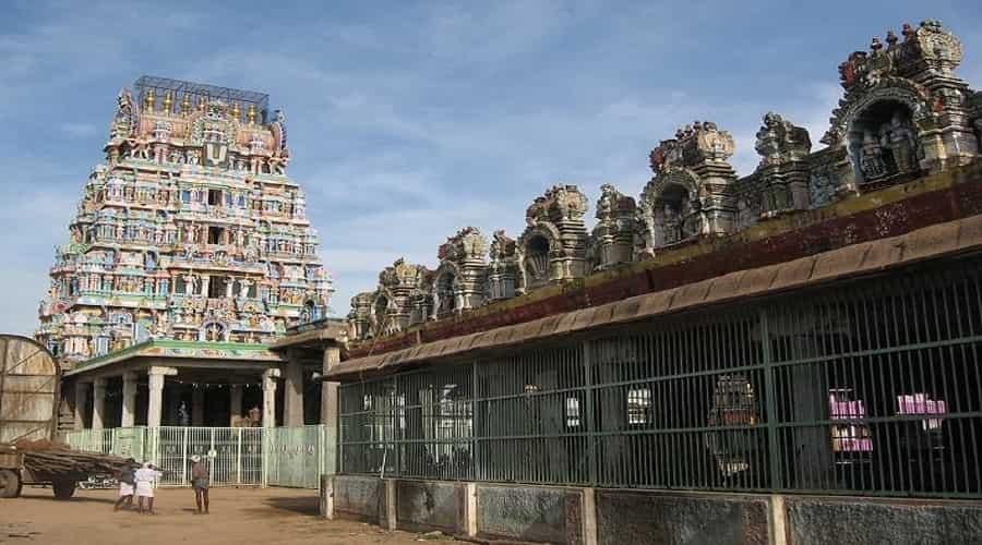 Sri Adikesava Perumal Temple