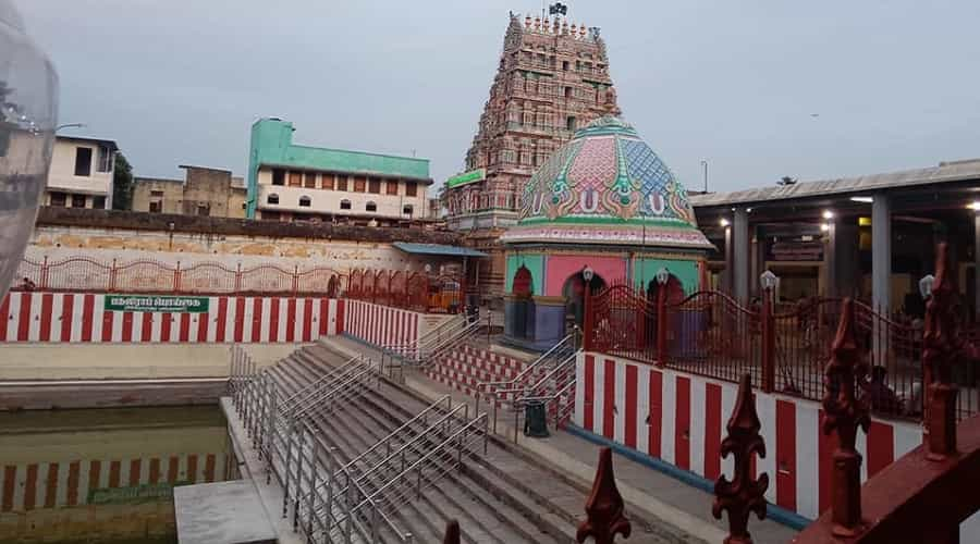 Sri Uppiliappan Temple