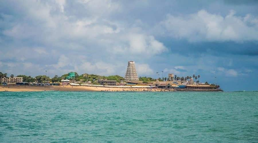 Thiruchendur Murugan Temple, Thiruchendur