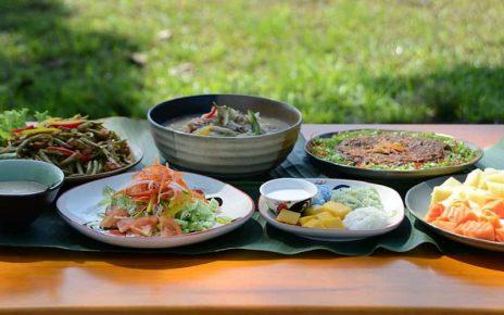 Vegetarian Food in Thailand