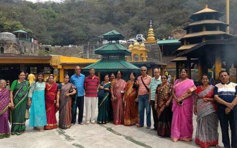 Baglamukhi Devi Temple, Kangra