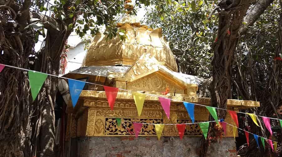 Chintpurni Devi Temple, Una