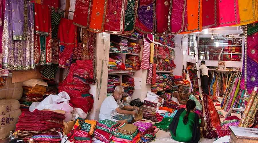 Fabric Shopping in India