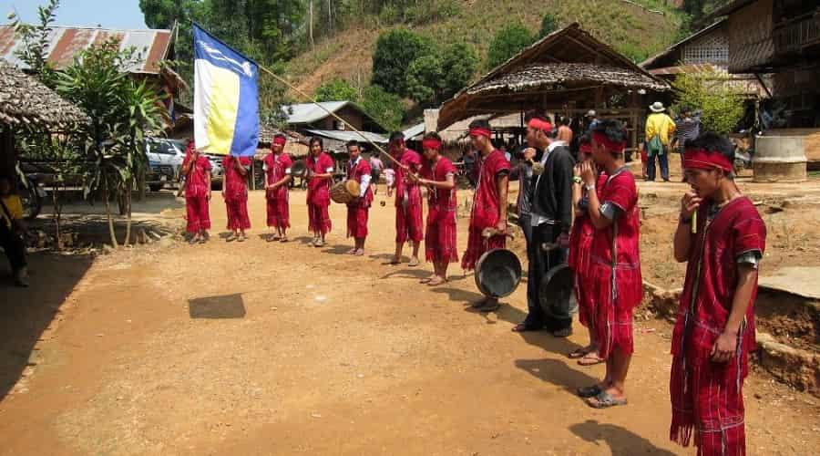Karen Tribe of Mae Hong Son