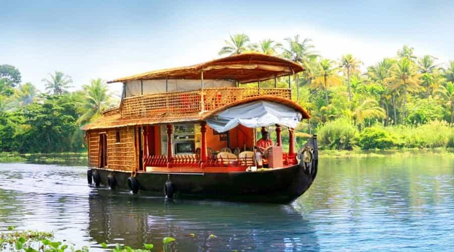 Kozhikode backwater