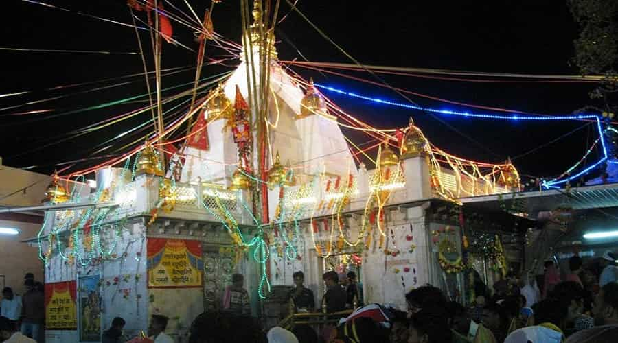 Naina Devi Temple, Bilaspur
