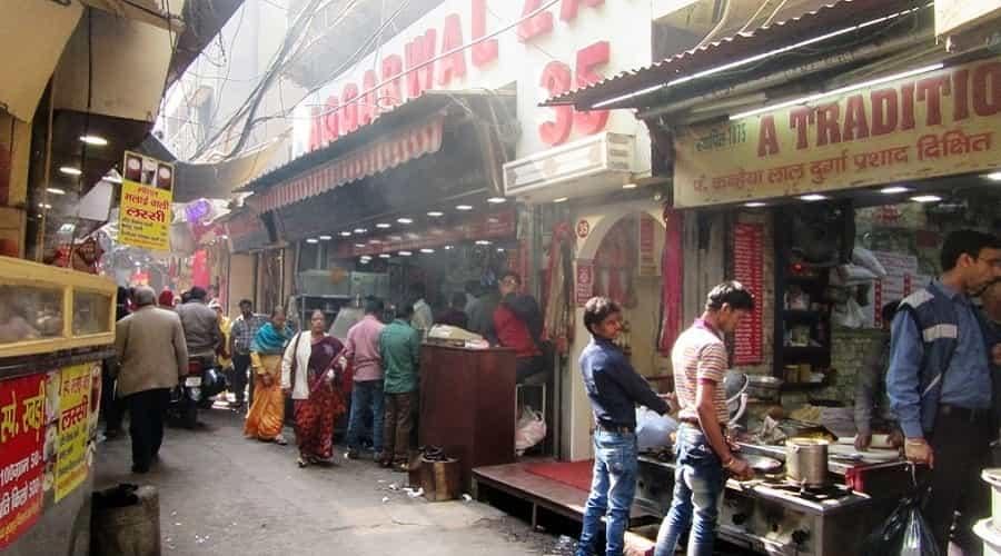 Paranthe Wali Gali Chandni Chowk, Delhi