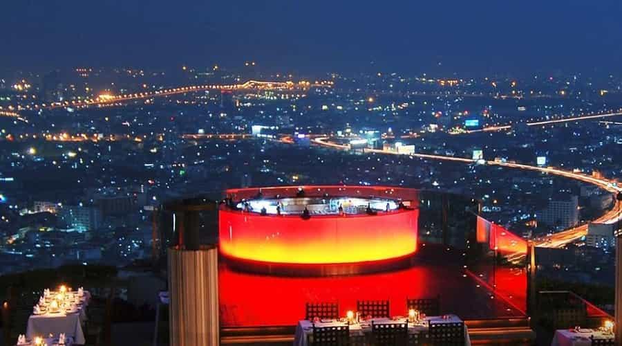 Rooftop Bars, Bangkok
