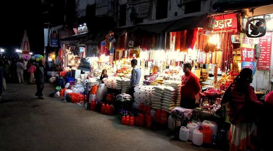 Shopping in Haridwar
