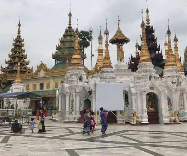 Shwedagon Pagoda (Golden Temple)