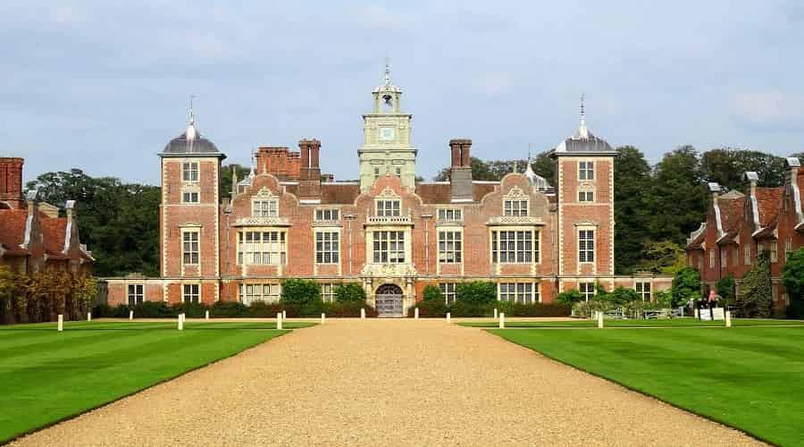 Blickling Hall Aylsham Norfolk England