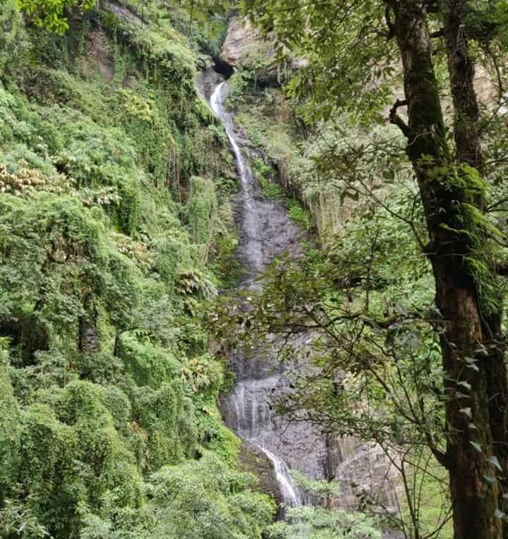 Chadwick Falls In Shimla