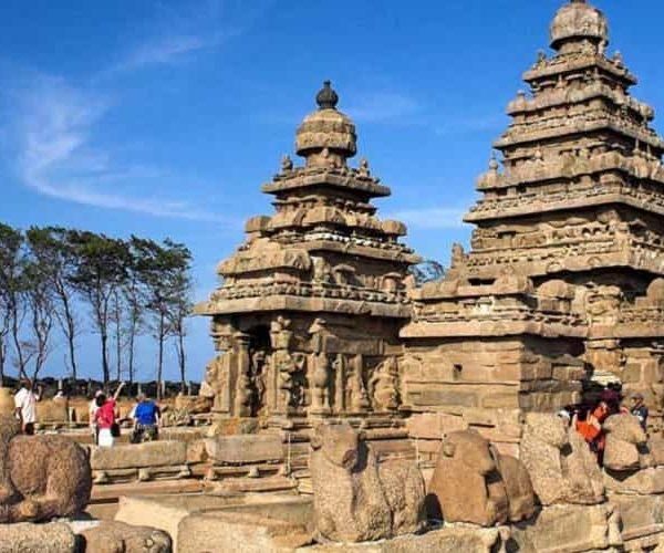 Krishna Temple In Mahabalipuram