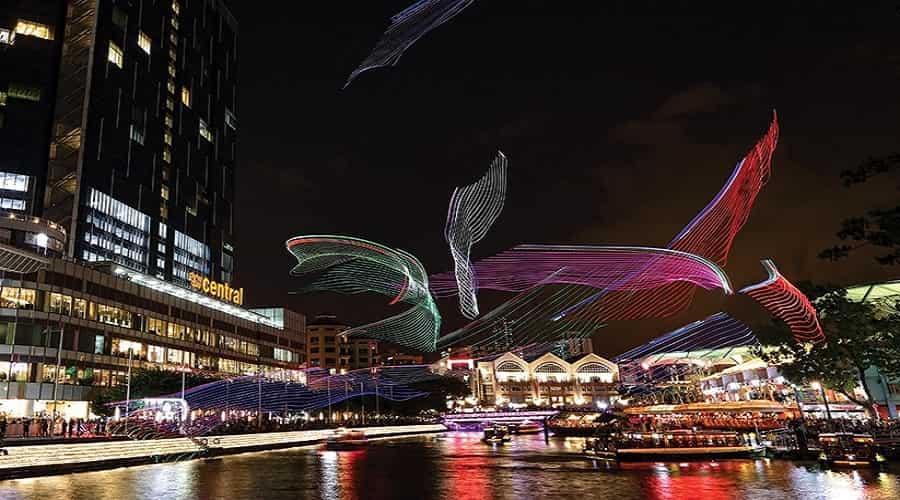 LED Kites