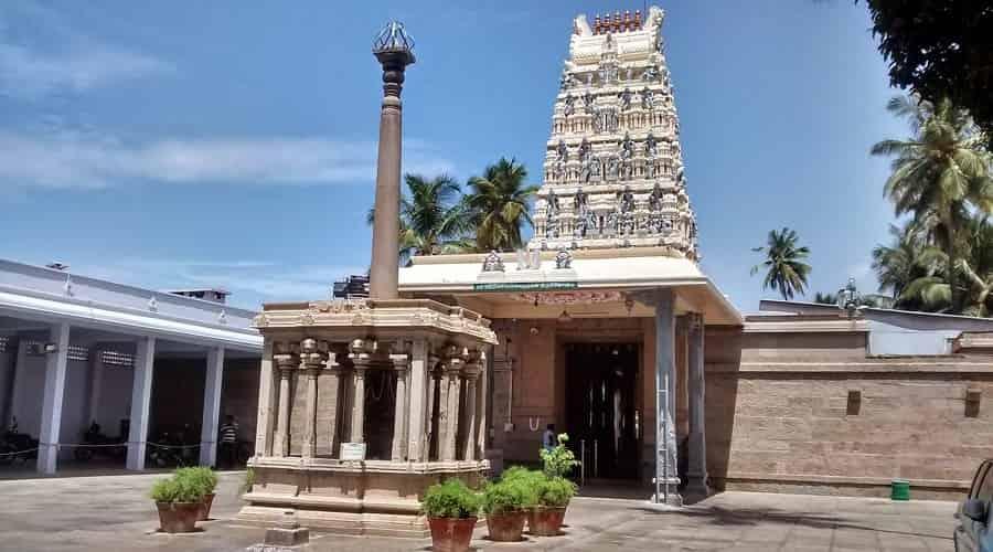 Perur Pateeshwarar Temple