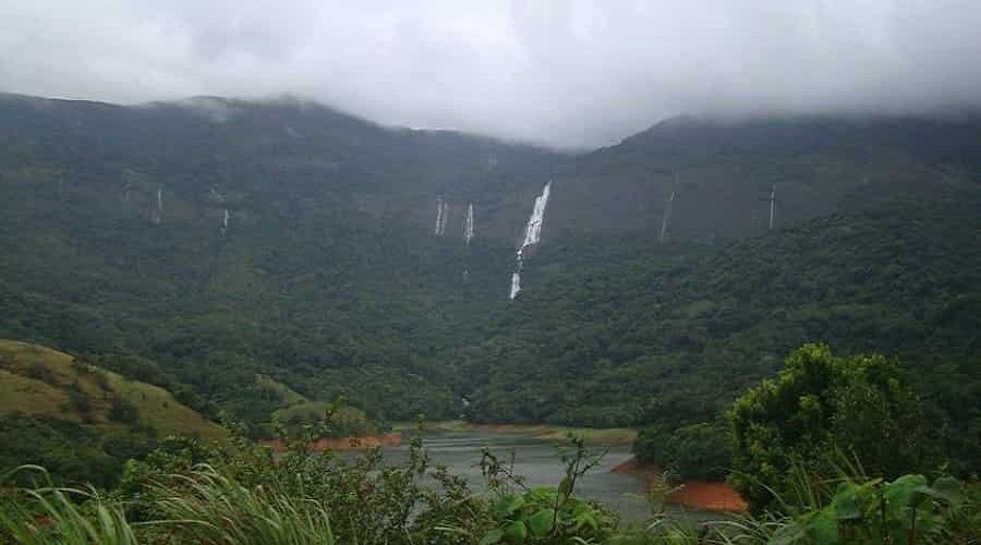 Siruvani Dam & Waterfalls