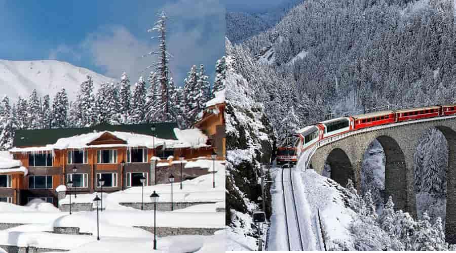 Switzerland and Auli