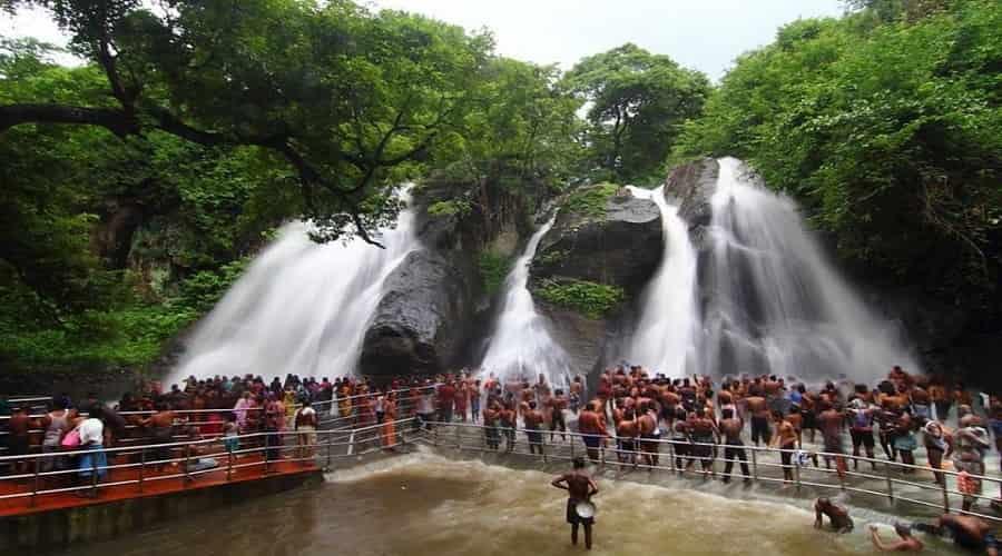 Vaideki Falls