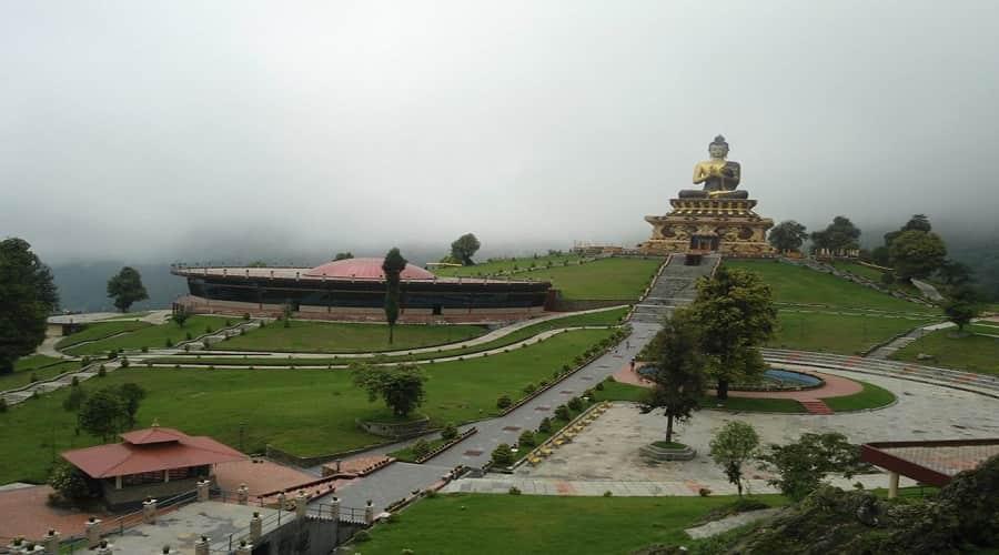 buddha park, South Sikkim