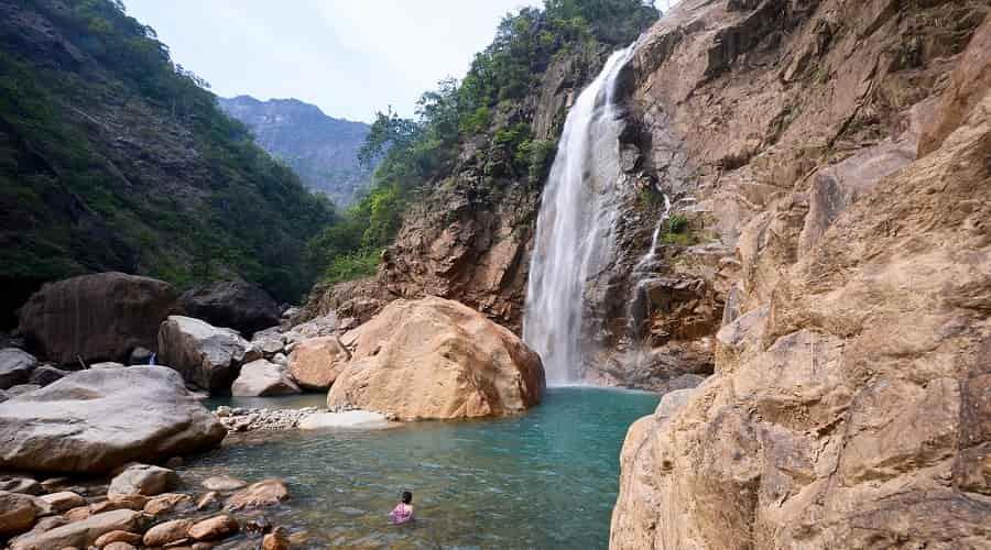 landscape photography Cherrapunji