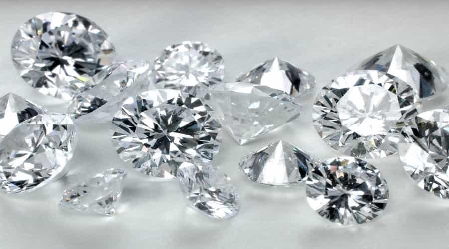 Diamond producing state