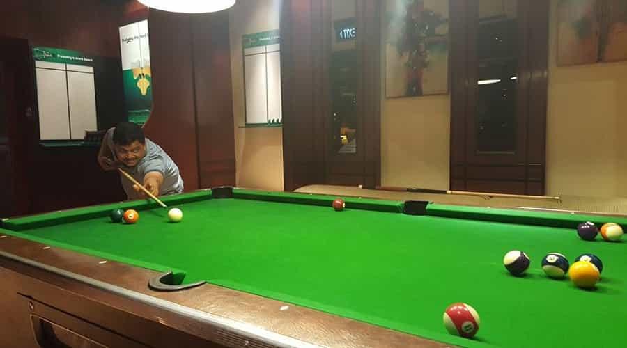 Snooker in Jabalpur