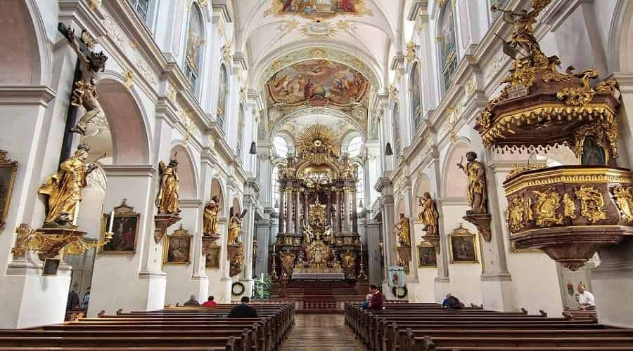 St. Peter's Church Munich