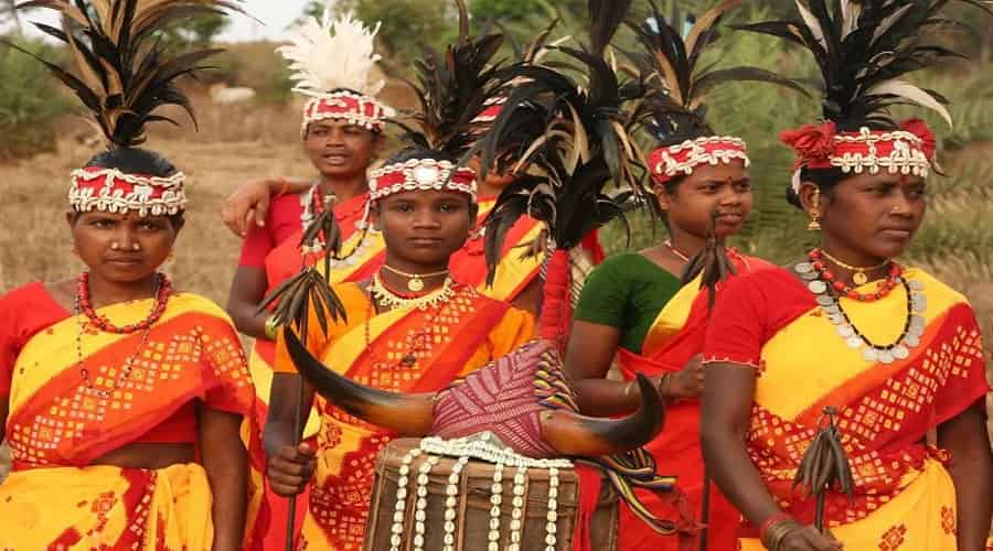 tribes in malwa