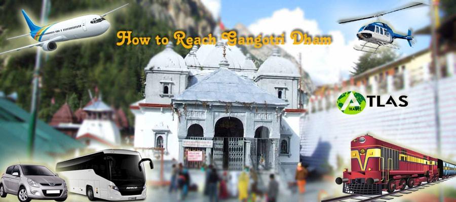 How to Reach Gangotri Dham