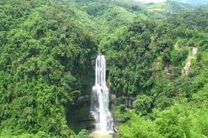 Vantawng Waterfalls